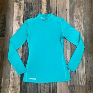Under Armour Cold Gear Thermal Shirt Wm M